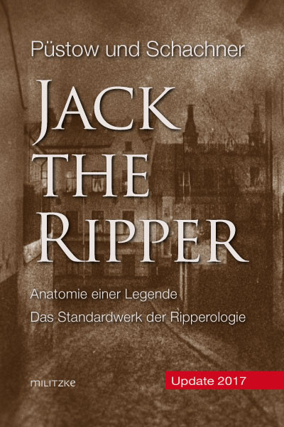 Jack the Ripper - Update 2017