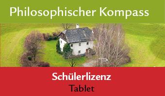 Philosophischer Kompass – Schülerlizenz Tablet
