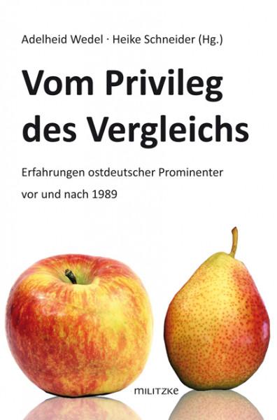 Vom Privileg des Vergleichs