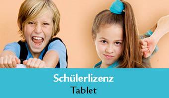 Lebenswert Schülerlizenz Tablet